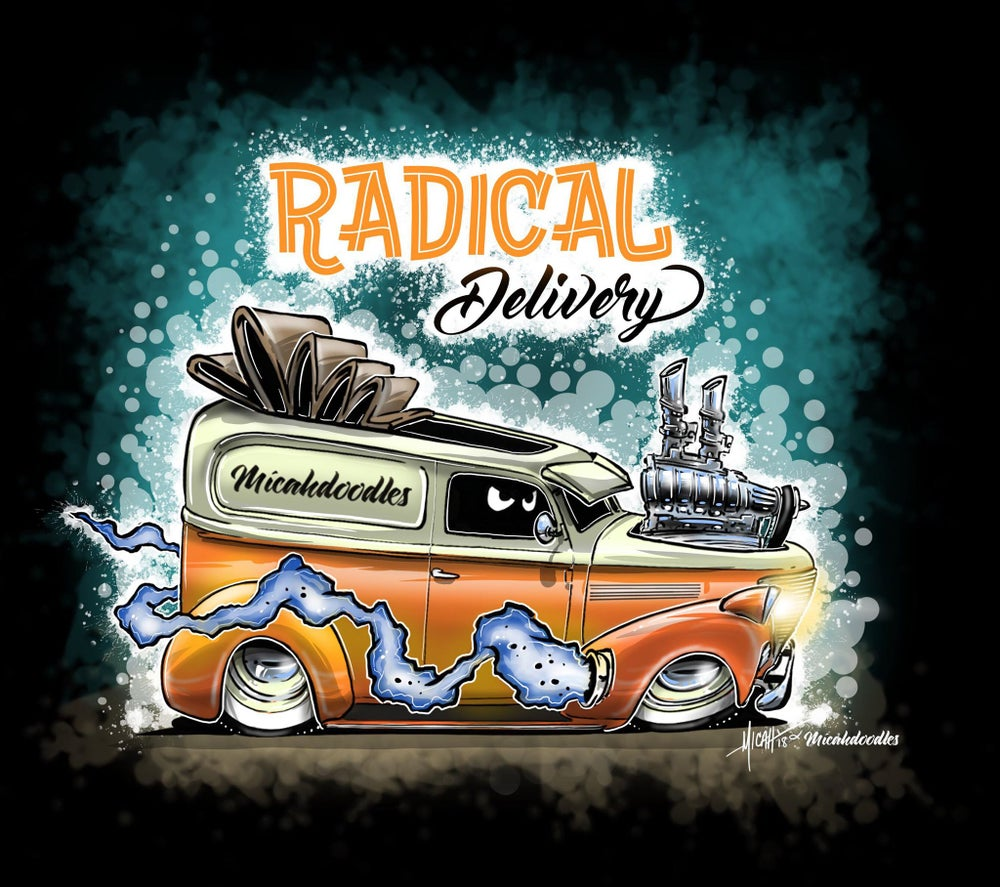 Image of RADICAL DELIVERY