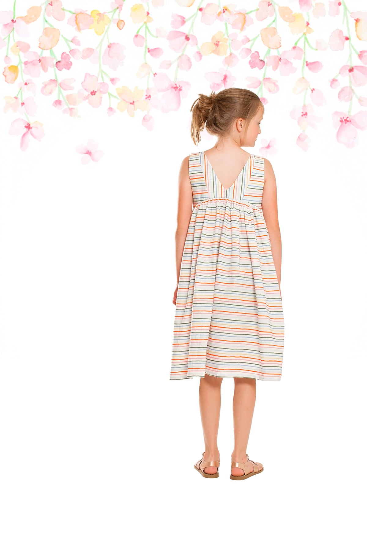 Image of The Strawberry Baby Doll Top&Dress