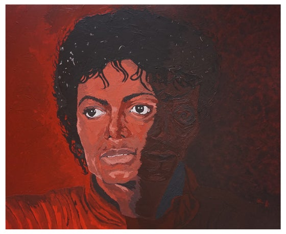 Image of Thriller *PRINT*