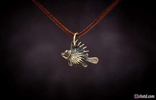 Image of FISH RUFF