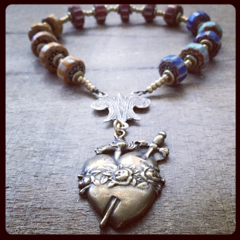 Image of IMMACULATE HEART OF MARY CHAPLET