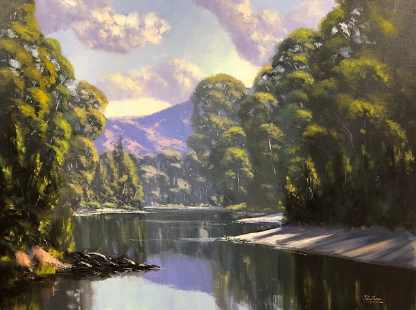 Image of Grose River Morning