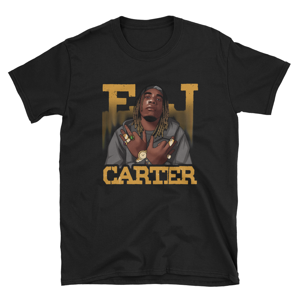 Image of EJ Carter X'd Up Tee