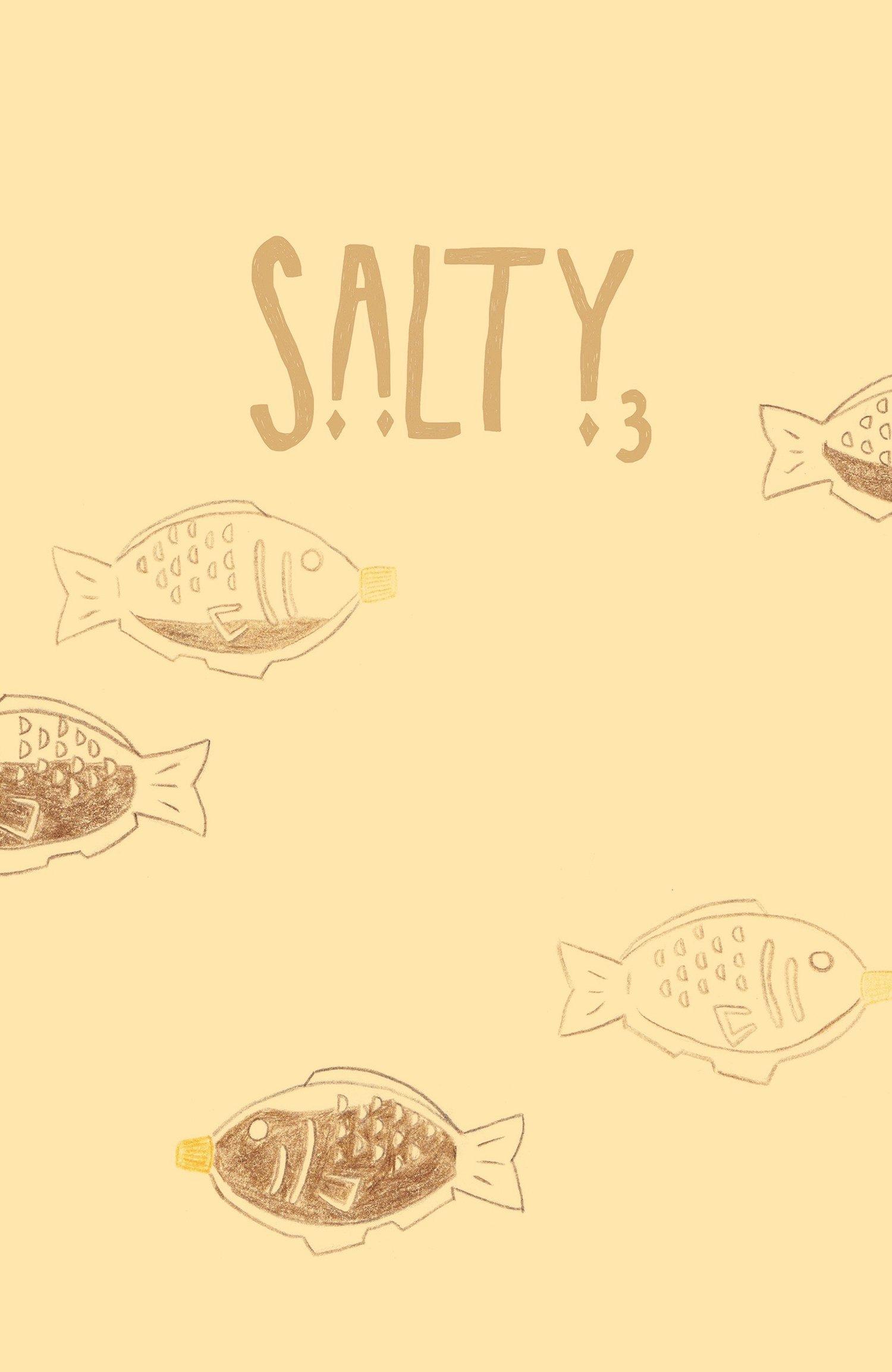 Image of Salty 3 (Autumn 2018)