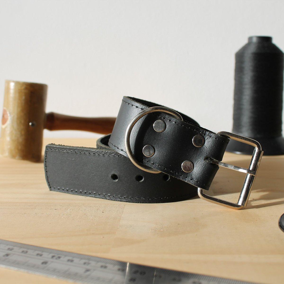 Dog Collar - Black - Extra Large