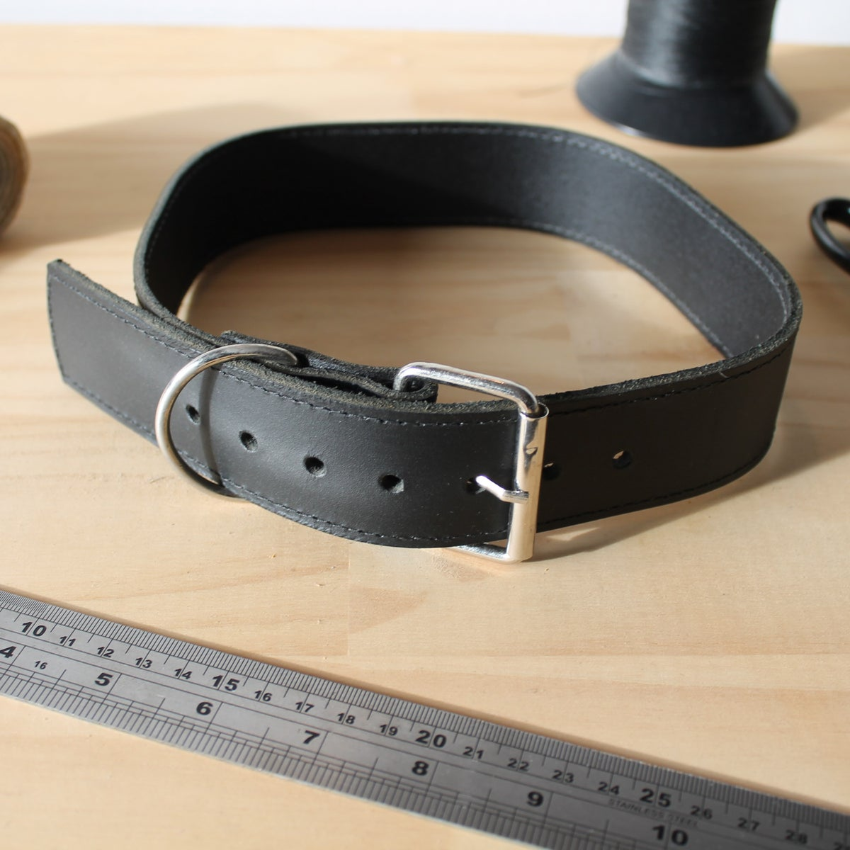 Image of Dog Collar - Black - Extra Large