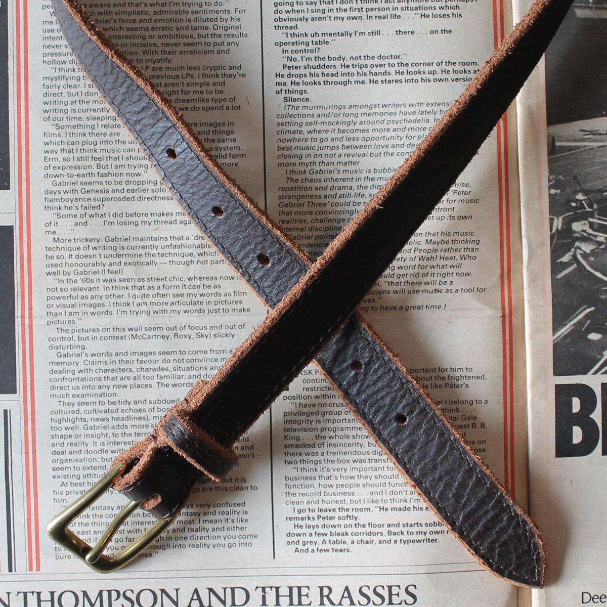 "Chocolate Belt 26-31"""