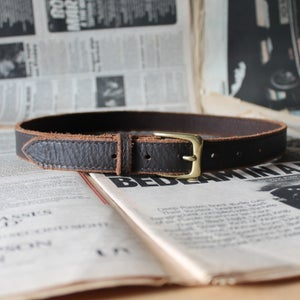 Image of Chocolate Belt 26-31""