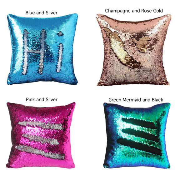 Image of Mermaid Pillowcase