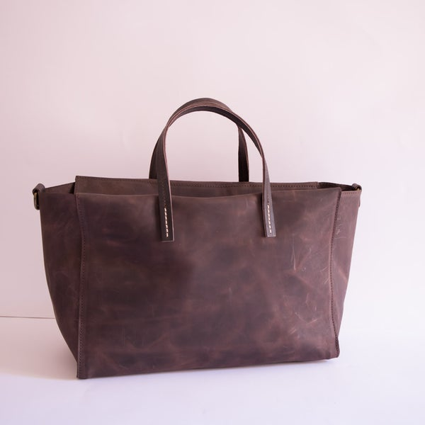 Image of Dafne Bag | Marrone