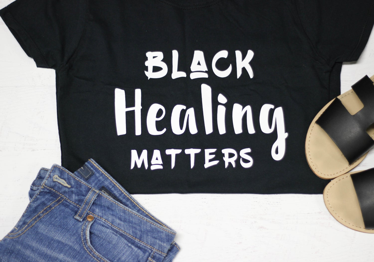 Image of Black Healing Matters - Shirt