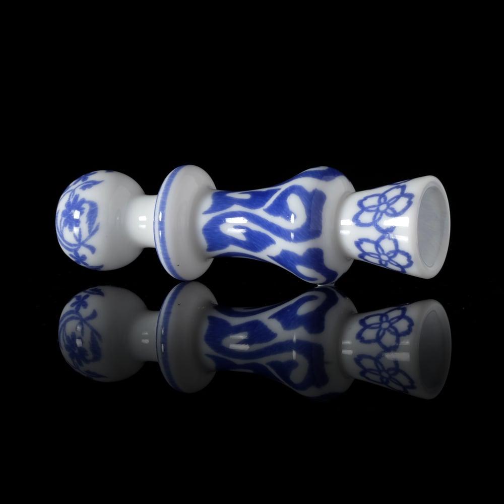 """Image of Kurt B """"Blue and White China"""" 1-E #16"""