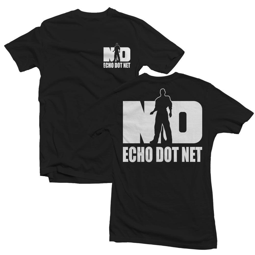 Image of No Echo For An Answer T-shirt