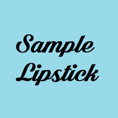 Image of SAMPLE LIQUID LIP