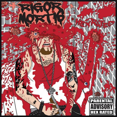 Image of HEX RATED : RIGOR MORTIS 2018 CD