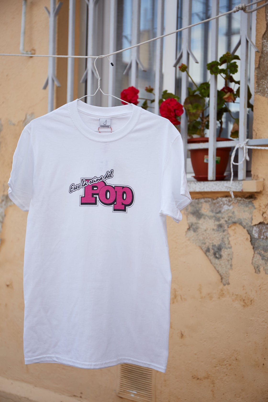 Image of Camiseta 'Eres la reina del pop'