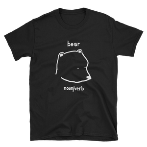 Image of Men's Bear T-Shirt