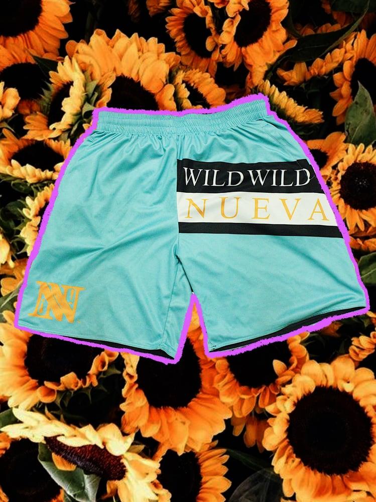 Image of [ N U E V A ] Active shorts (reversible)