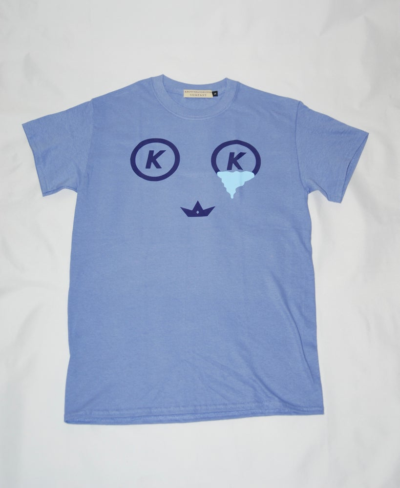 Image of Orchid Logo Face Tee