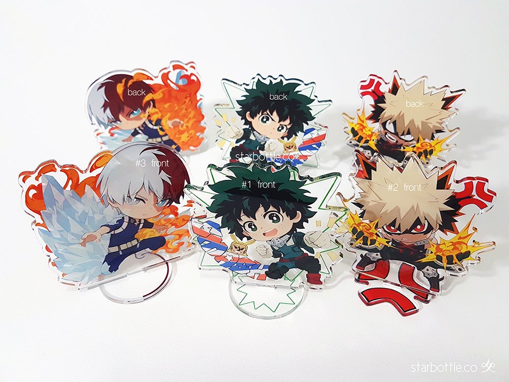 Image of [Acrylic Stands] BNHA