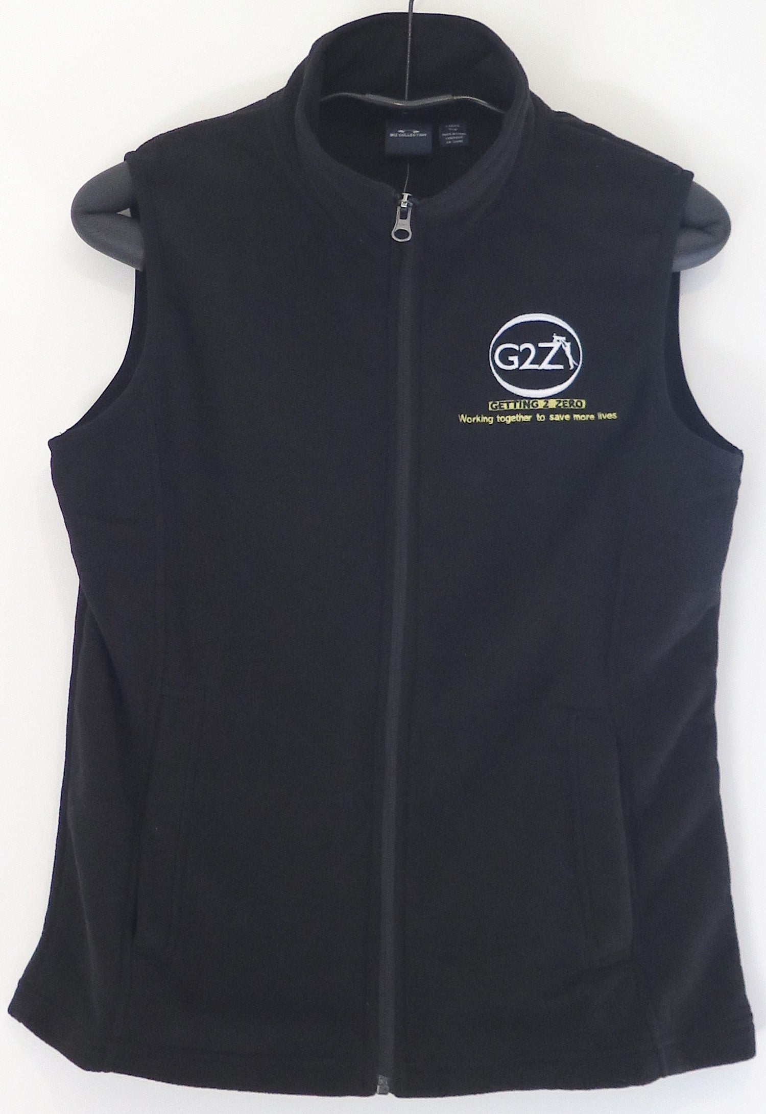 Image of G2Z Black Mens Vest