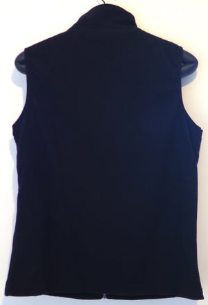 Image of G2Z Black Womens Vest