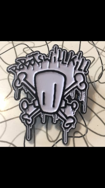 Image of The logo pin