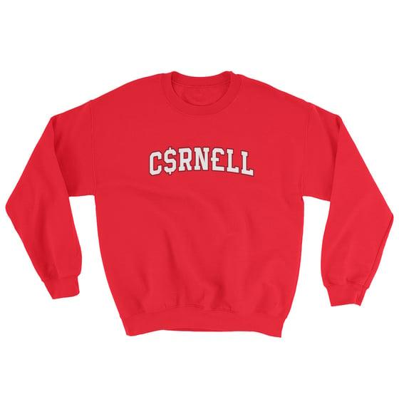 Image of ivy superleague sweater (cornell)