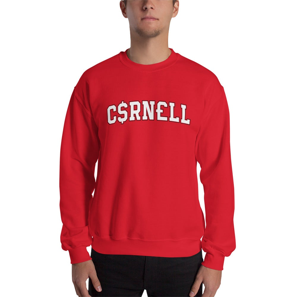 Image of ivy superleague sweater (cornell)