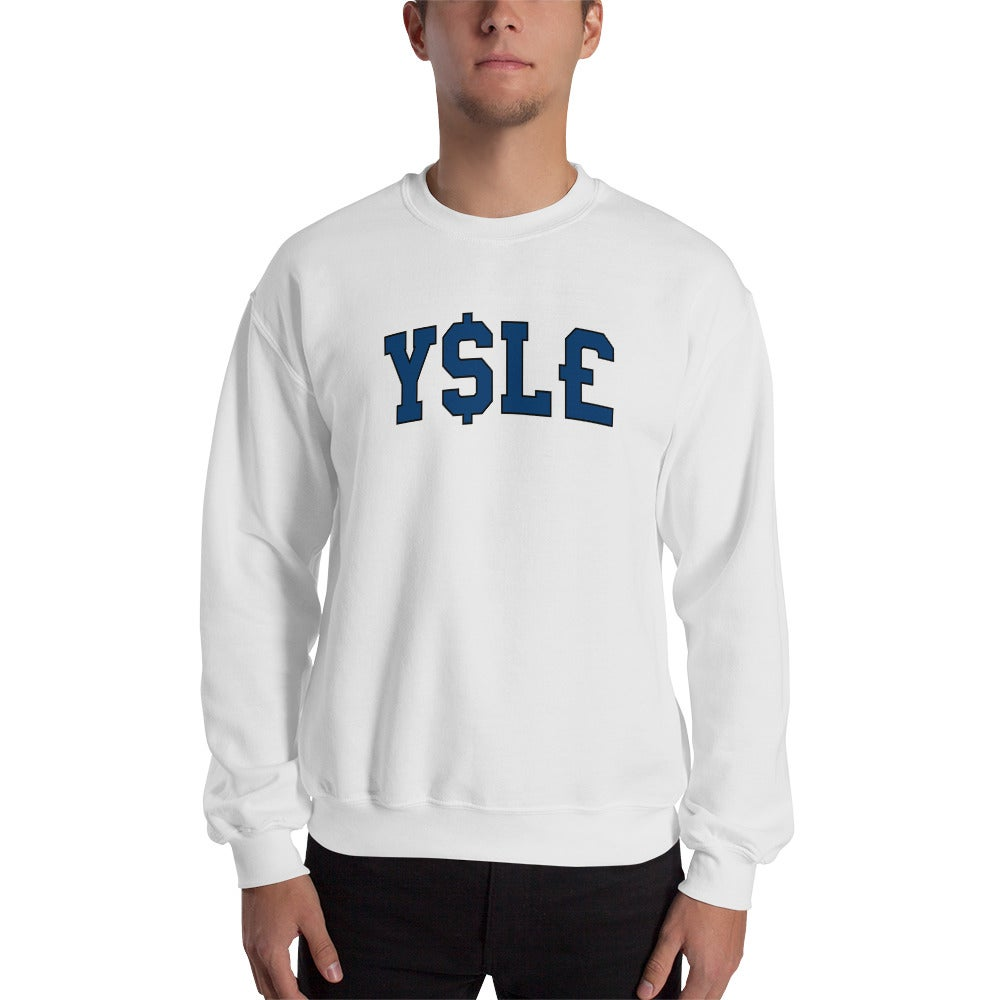 Image of ivy superleague sweater (yale)