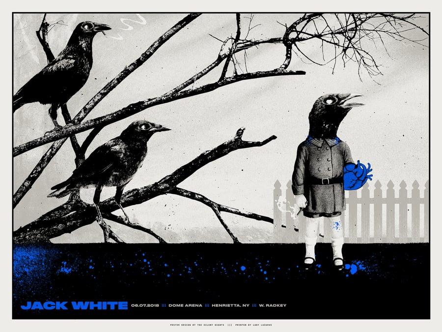 Image of Jack White / Henrietta / 2018