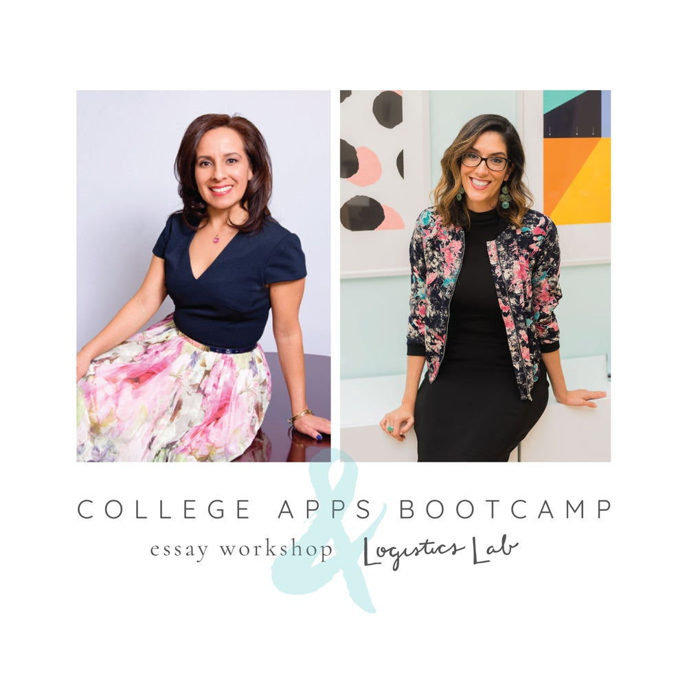 Image of College Apps Bootcamp