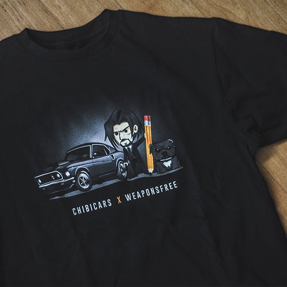 Image of Mr. Wick T-Shirt