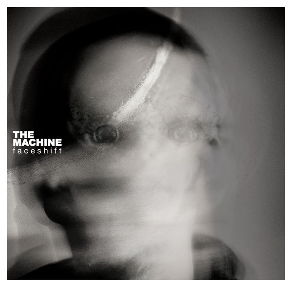 Image of The Machine - Faceshift | CD | PRE-ORDER June 12