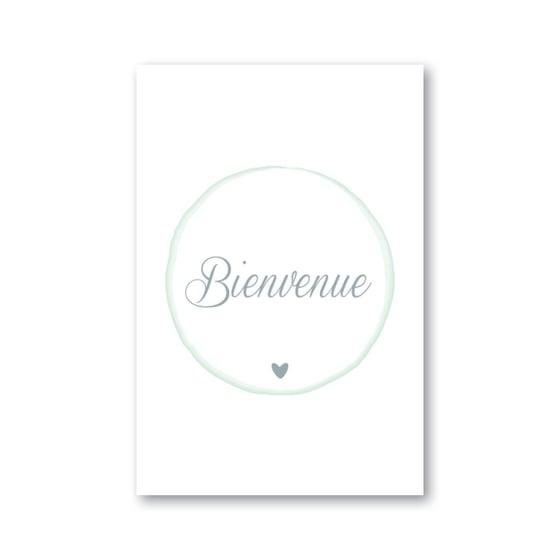 Image of Carte BIENVENUE (avec enveloppe)