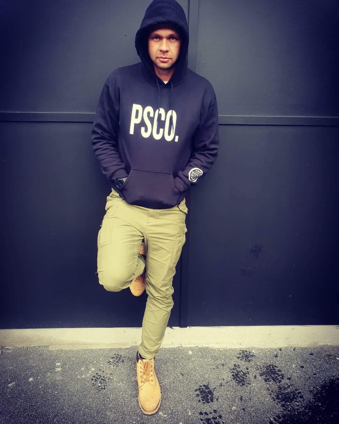 Image of PSCO. Hoodie