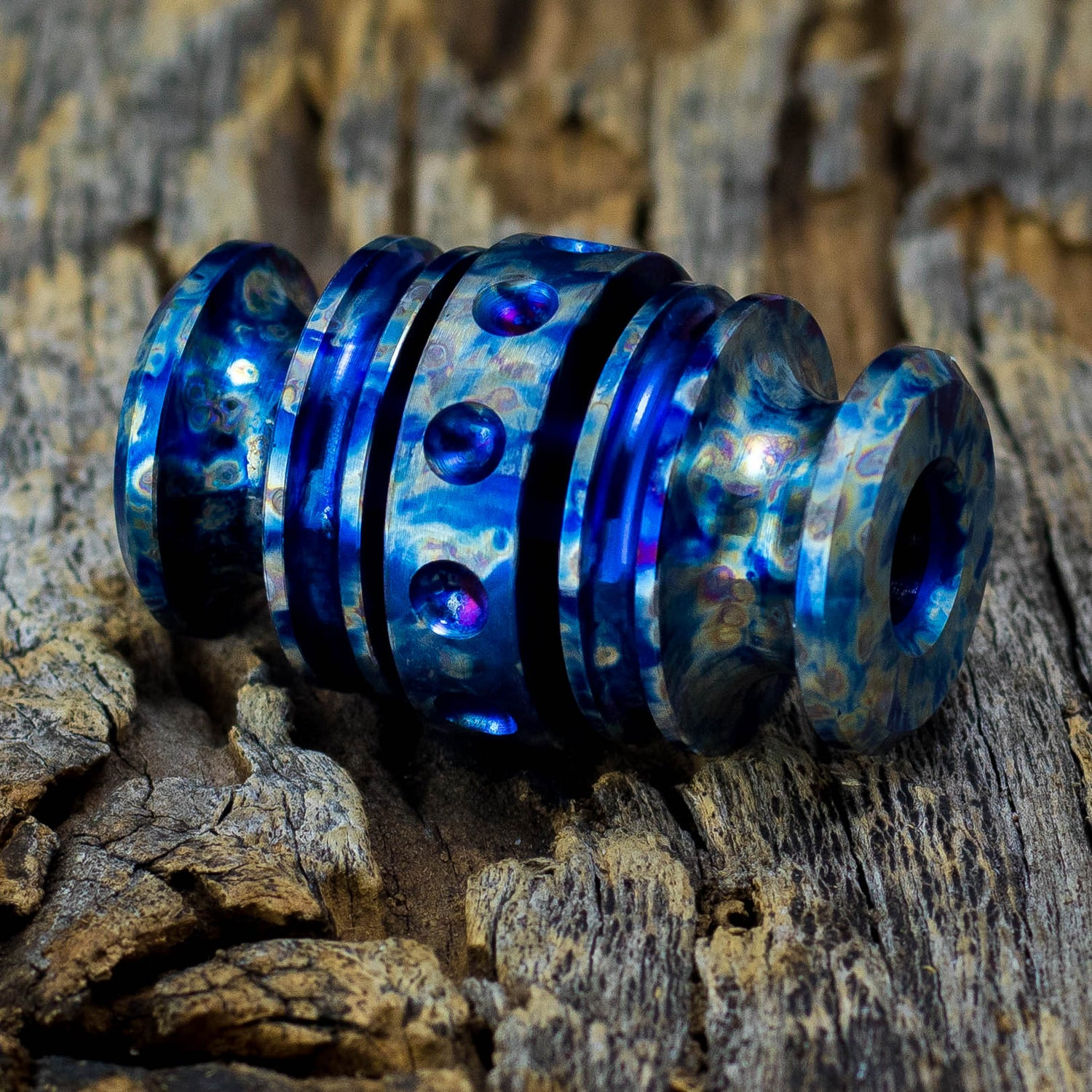 Image of Kong Bead Deep Sea Anodizing #1