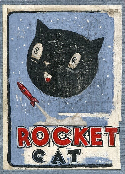 Image of Rocket Cat