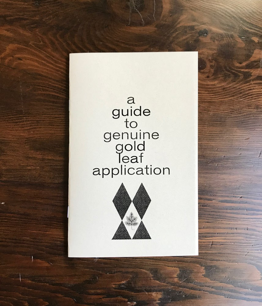 Image of A Guide To Genuine Gold Leaf Application