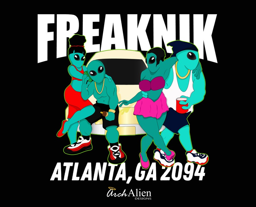 Image of FREAKNIK 2094