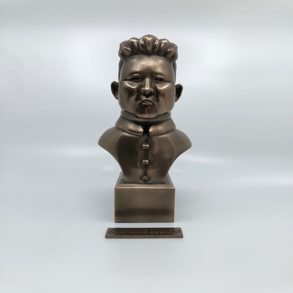 Image of Supreme Leader Lil Kimmy (Cold Cast Bronze)