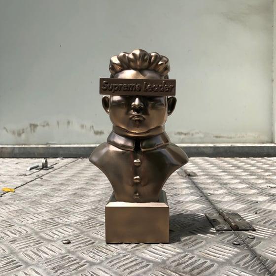 Image of Supreme Leader Lil Kimmy (Cold Cast Bronze)