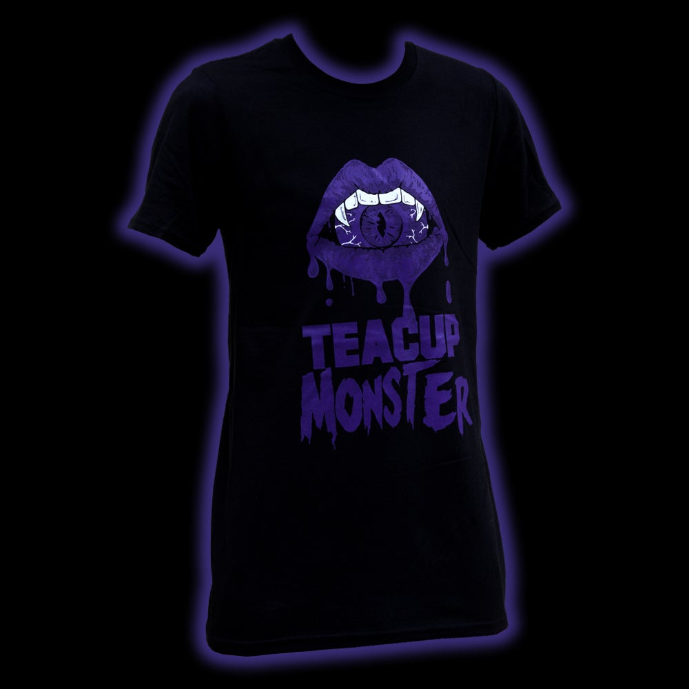 """Image of T SHIRT """"Take It or Leave It - PURPLE"""""""