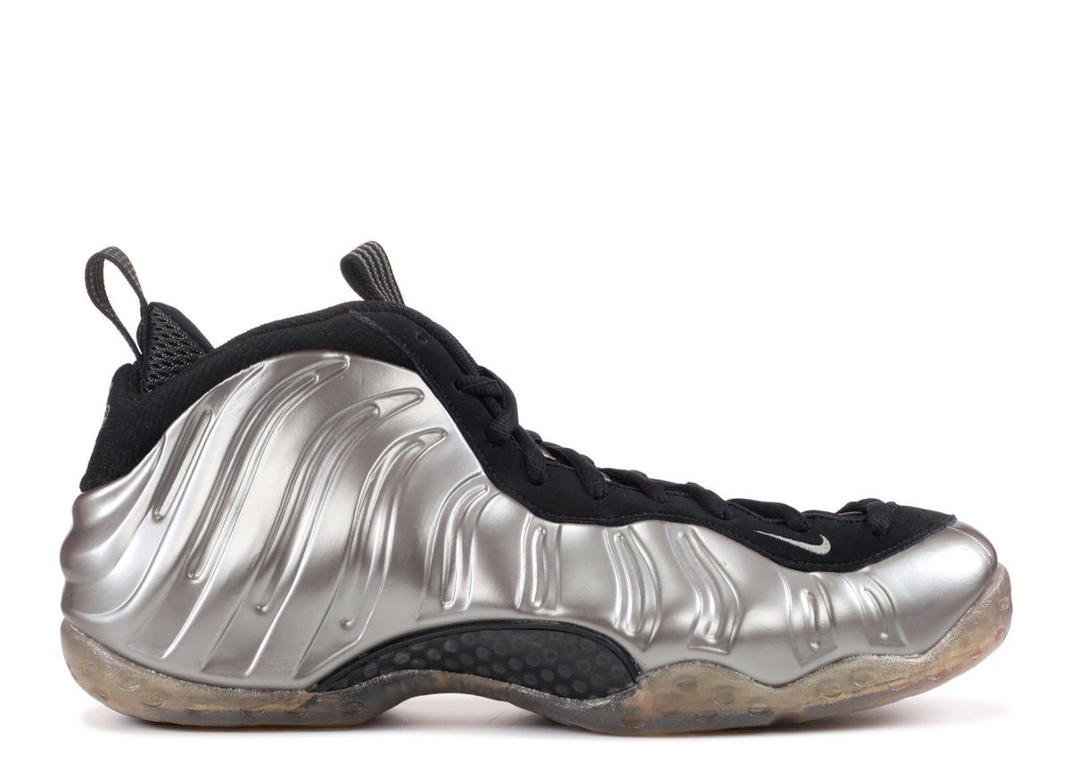 "Image of AIR FOAMPOSITE ONE ""PEWTER"""
