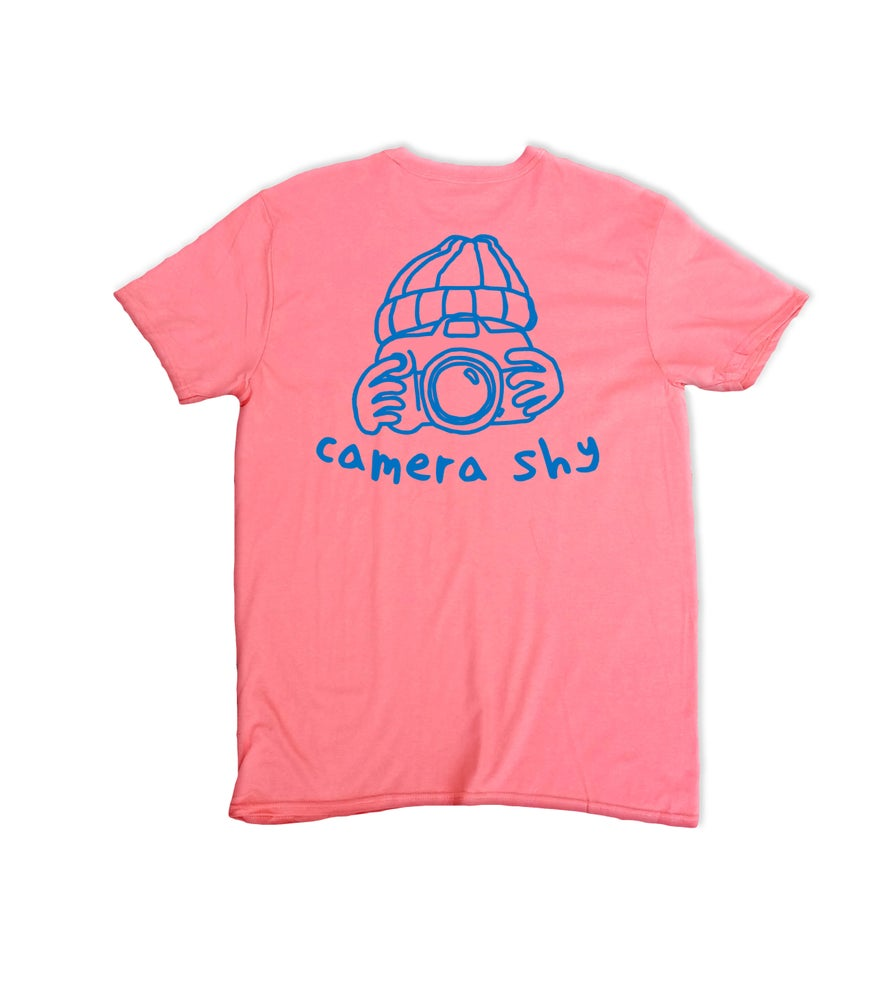 Image of Camera Shy Tee