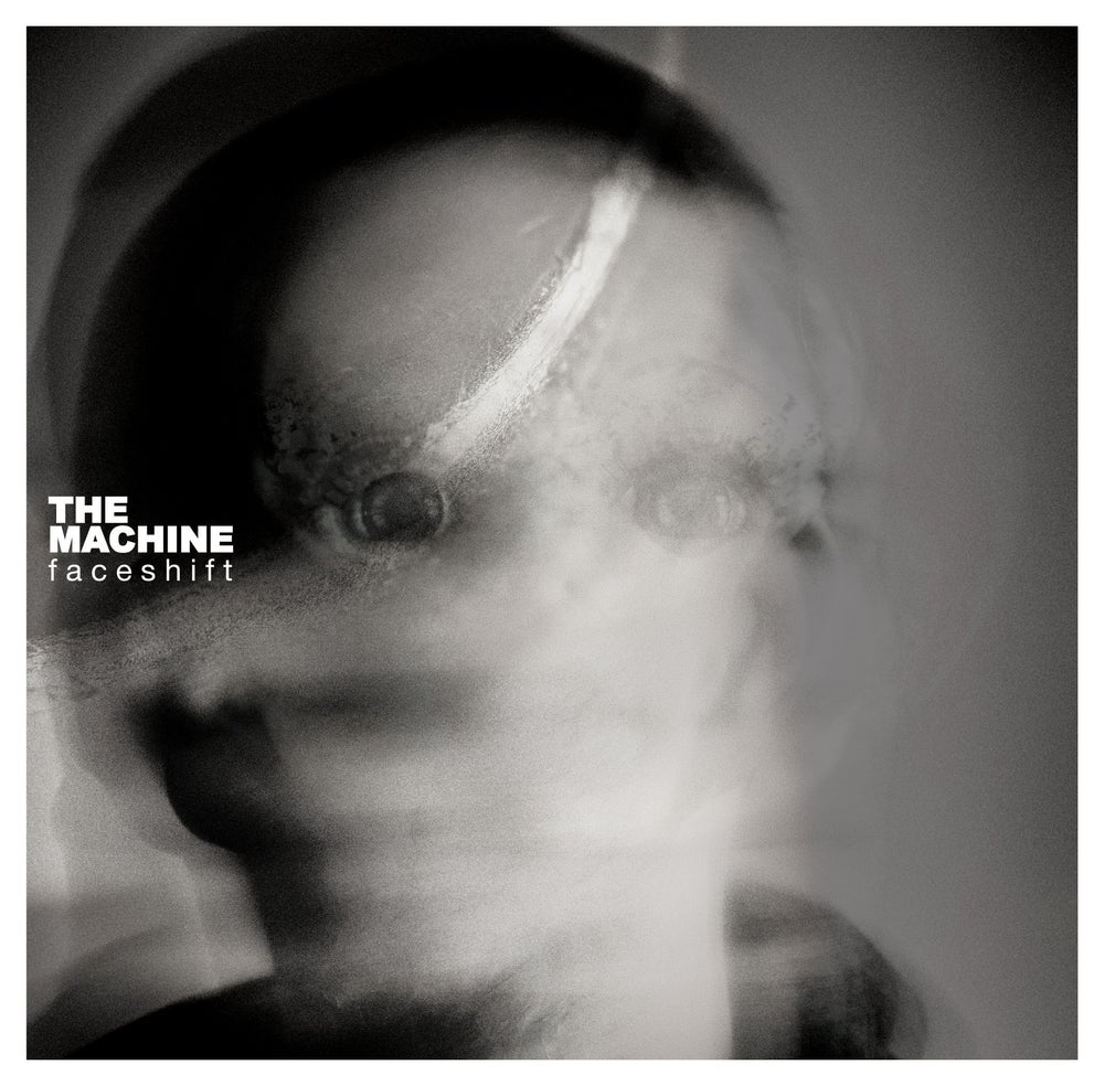 Image of The Machine - Faceshift | LP 180gr Black