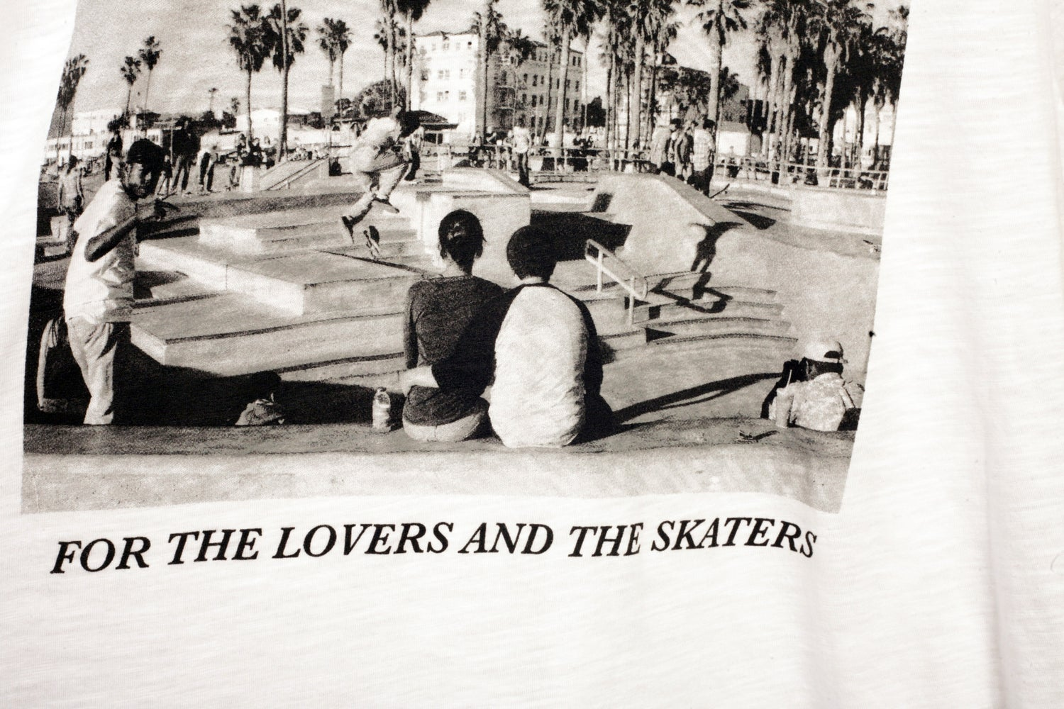 Image of FOR THE LOVERS AND THE SKATERS