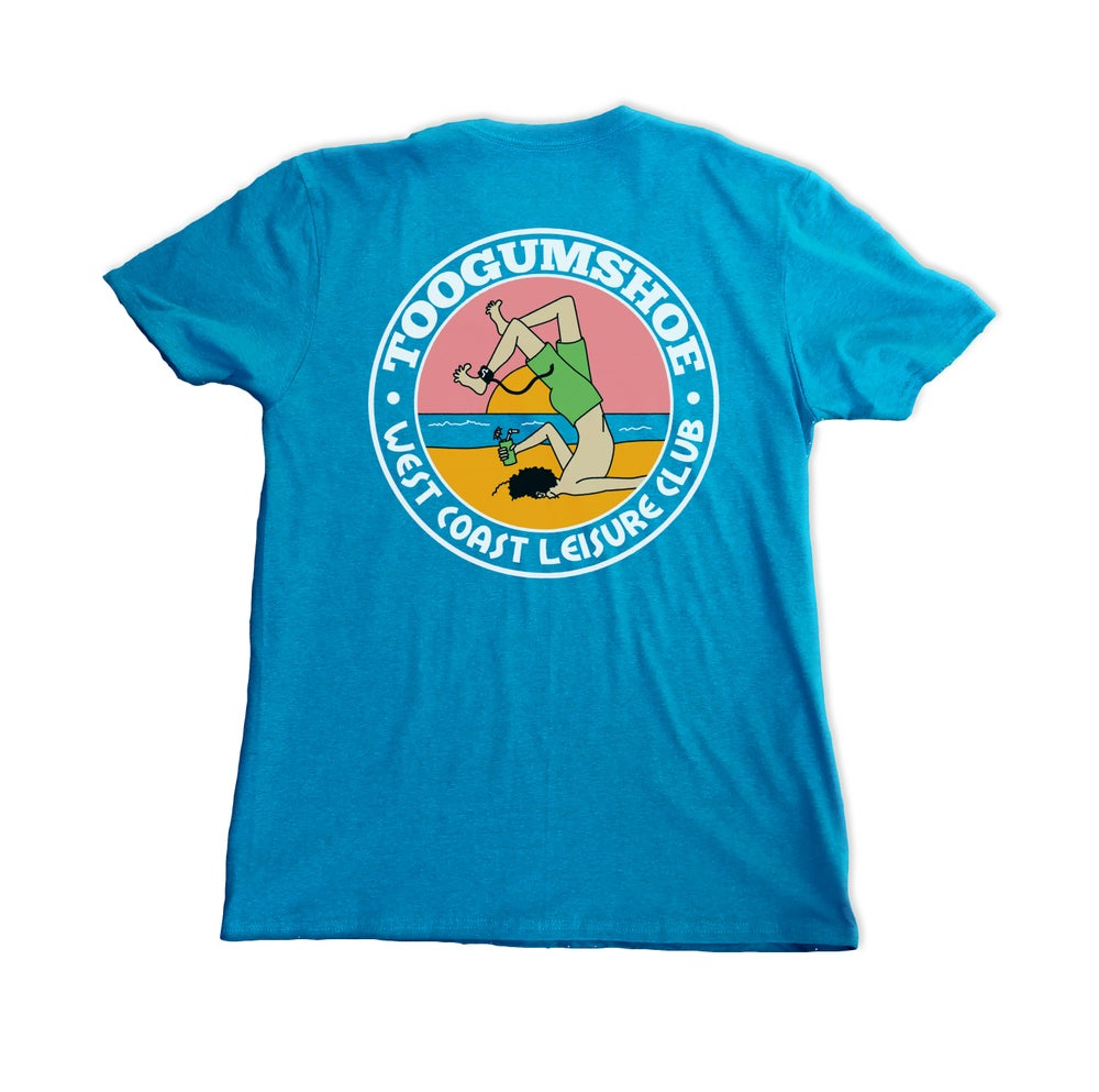 Image of West Coast Leisure Club Tee