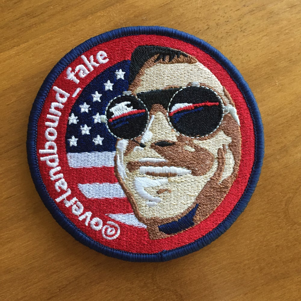 Image of OB_fake Fundraising Patch
