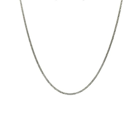 "Image of Individual 16"" Sterling Silver Chain (or base before upgrade)"